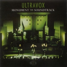 Ultravox - Monument (Cd/Dvd)
