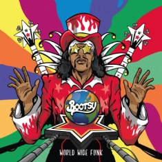 Bootsy Collins - World Wide Funk (2Lp)