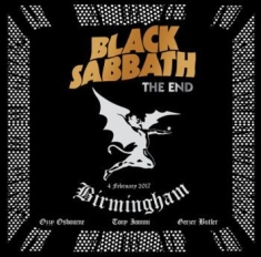 Black Sabbath - The End (2Cd)