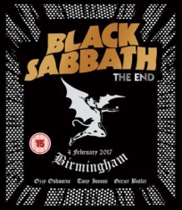 Black Sabbath - The End (Br+Cd)