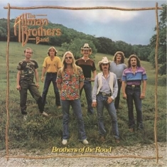 Allman Brothers Band - Brothers Of The Road -Hq-