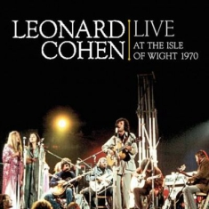 COHEN LEONARD - Live At The Isle Of..