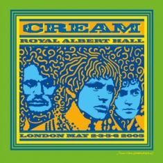 Cream - Royal Albert Hall 2005-Hq