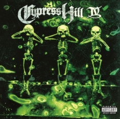 Cypress Hill - Iv -Hq-