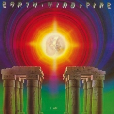 Earth, Wind & Fire - I Am -Hq-