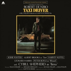 Original Soundtrack - Taxi Driver