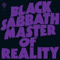 Black Sabbath - Master of Reality (DLX 2LP US.Imp)