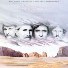 Cash - Nelson -Jennings - Kristofferson - Highwayman -Hq/Insert-