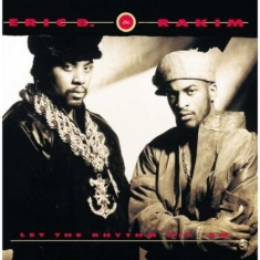 Eric B. & Rakim - Let The Rhythm Hit 'em (2Lp)
