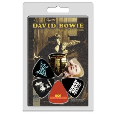David Bowie - David Bowie Guitar Picks 6-Pack (Ziggy)