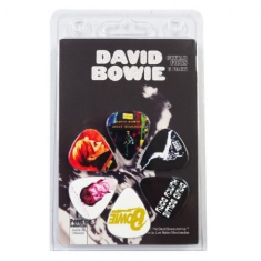 David Bowie - David Bowie Guitar Picks 6-Pack