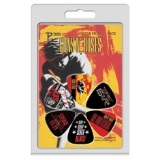 Guns N' Roses - Guns N' Roses Guitar Picks 6-Pack (Use Your...)