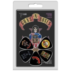 Guns N' Roses - Guns N' Roses Guitar Picks 6-Pack (Appetite...)