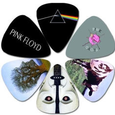 Pink Floyd - Pink Floyd Guitar Picks 6-Pack (Dark Side...)