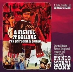 Ennio Morricone - A Fistful Of Dollars (Ep)