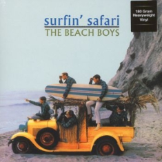 Beach Boys - Surfin' Safari + Candix Recordings