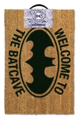 Door Mat - Batman (Welcome to the Batcave) Door Mat