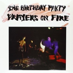 Birthday Party - Prayers on Fire