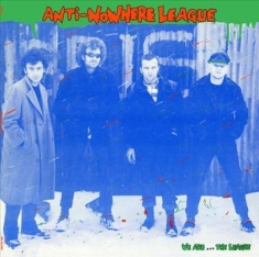 Anti-nowhere League - We Are...The League