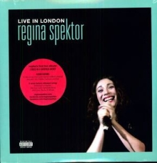 Regina Spektor - Live in London [Explicit Content]