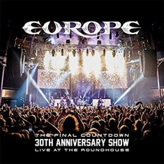 Europe - The Final Countdown(Bluray/2Cd