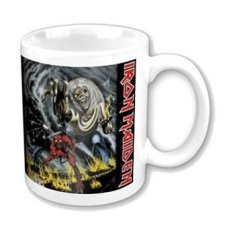 Iron Maiden - Mug - Number Of The Beast