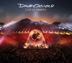 Gilmour David - Live At Pompeii -Digi-