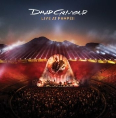Gilmour David - Live At Pompeii-Gatefold-