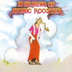 Atomic Rooster - In Hearing Of -Hq-