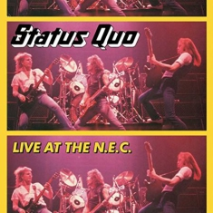 Status Quo - Live At The Nec (3Lp)