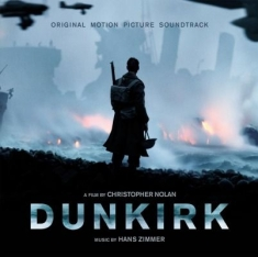 Original Soundtrack - Dunkirk -Hq/Gatefold-