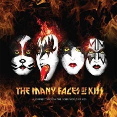 Kiss - Many Faces Of Kiss