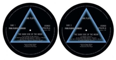 Pink Floyd - Dark Side Of The Moon - Slipmat