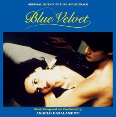 Badalamenti Angelo - Blue Velvet (Split Colour Blue/Blac