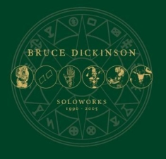 Bruce Dickinson - Bruce Dickinson - Soloworks