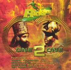 Various artists - One 2 One Riddim