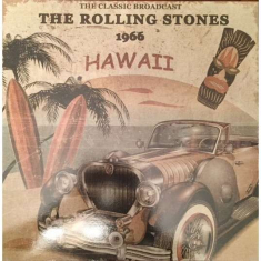 Rolling Stones - Hawaii - The Classic Broadcast 1966 - Clear Vinyl