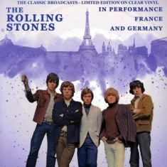 Rolling Stones - In Performance France & Germany