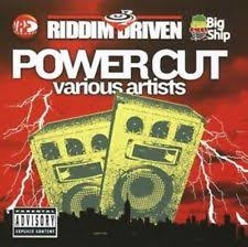Elephant Man - Various Artists - Riddim Driven - Power Cut