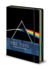 Pink Floyd - Pink Floyd Premium A5 Notebook Dark Side Of The Moon