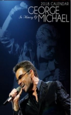 George Michael - George Michael - 2018 Calendar Unofficial