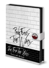 Pink Floyd - Pink Floyd Premium A5 Notebook (The Wall)