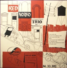 Norvo Red Trio - Men At Work Vol. 1