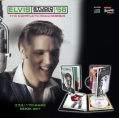 Presley Elvis - Elvis Studio Sessions '56 - The Com