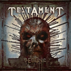 Testament - Demonic (Lp Black)