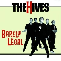 Hives The - Barely Legal (Bronze Vinyl)