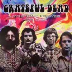 Grateful Dead - Live In France Herouville 21/7 1971