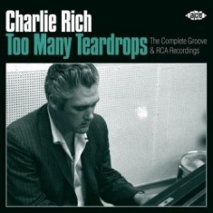 Rich Charlie - Too Many TeardropsComp.Groove & Rc