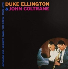 Ellington Duke & John Coltrane - Duke Ellington & John Coltrane