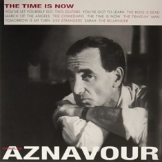 Aznavour Charles - The Time Is Now